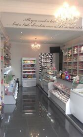 Old Fashioned Sweet Shop for Sale: Lease