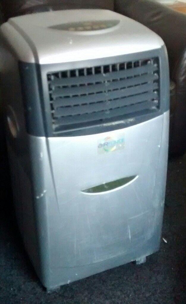 2x Air Force Climate Control Dehumidifier Air Con Heater