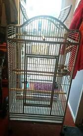 Bride cage