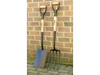 7 days ago BRAND NEW full size heavy duty Garden spade and folk RRP £30 (check price online)