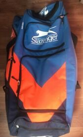 Slazenger Large Cricket bag (Used/Good Condition)