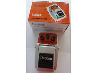 Daphon Distortion Pedal E20DS (As New)