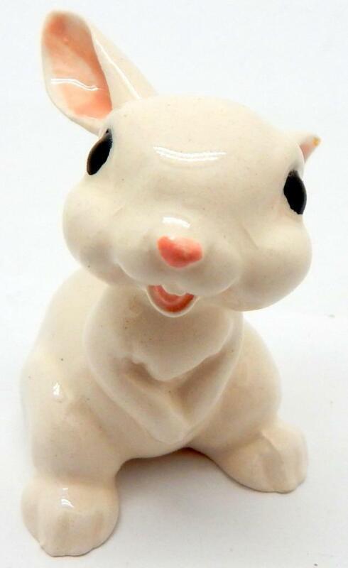 Hagen Renaker Specialty Bunny #637