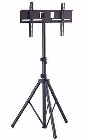 Allcam TR941 Tripod Portable TV Floor Stand with Vesa