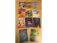 11 Assorted Children's Disney Story Books