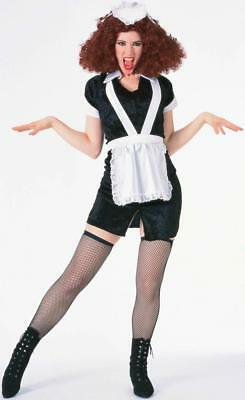 Official Adult Rocky Horror Picture Show MAGENTA Maid Apron Costume Std (Rocky Horror Picture Show Kostüme Magenta)