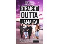 2 cheap tickets to straight outta jamaica comedy show white yardy and other comedians