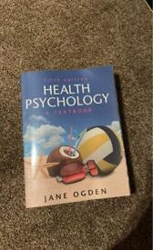 Health Psychology textbook - 5th edition