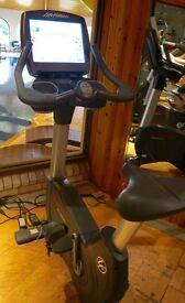 Life Fitness LifeFitness Upright Bike 95C - 2 Available