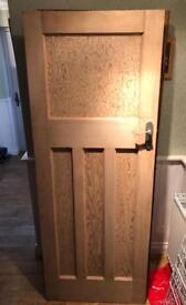 Internal wooden doors - need to go!