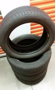 (E42) Pneus Ete - Summer Tires 235-50-19 Continental