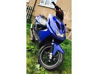 Yamaha Aerox YQ50 £700!!!