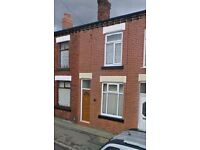 **NEW** ELDON ST BOLTON 2 BED MID TERRACED UNFURNISHED HOUSE JUST £98PW DSS WELCOME WITH GUARANTOR