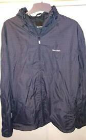 """""""BOXFRESH"""" water resistant lightweight jacket with hood"""