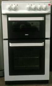 ZANUSSI 50CM ELECTRIC COOKER **FREE LOCAL DELIVERY 3 MONTHS GUARANTEE**