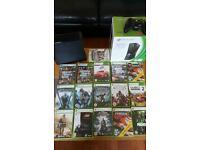 Xbox 360 slim as new