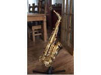 Yamaha 275 Saxophone