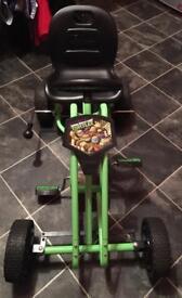 Ninja turtle go-kart