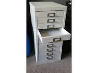 A4 size Metal Draws / Filing Cabinet