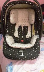 Bergain! Car seat mamas &papas mpx