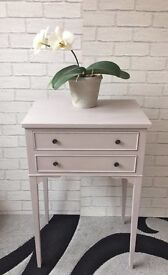 Painted console/hall table