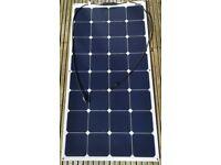 SALE! New 100W Flexible Solar Panels TITAN ENERGY UK POOLE boats caravans