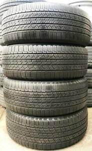 245 60 R18 Michelin Latitude Tour Used Tyre Toyota Kluger Vermont Whitehorse Area Preview