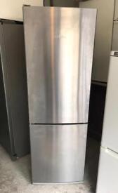 Miele Stainless Steel Fridge Freezer ( Fully Working & 90 Days Warranty)