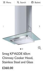 SMEG KFV62DE Cooker Hood