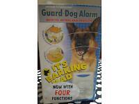 Guard dog alarm