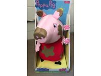 Peppa Pig Giant Soft Toy