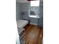 Single room in clean quiet gay-friendly flatshare