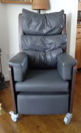 Configura Care Chair Special Needs Mobility Moderate/Severe Posture Requirements Pressure Relieve