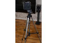 Olympus E1 DSLR camera