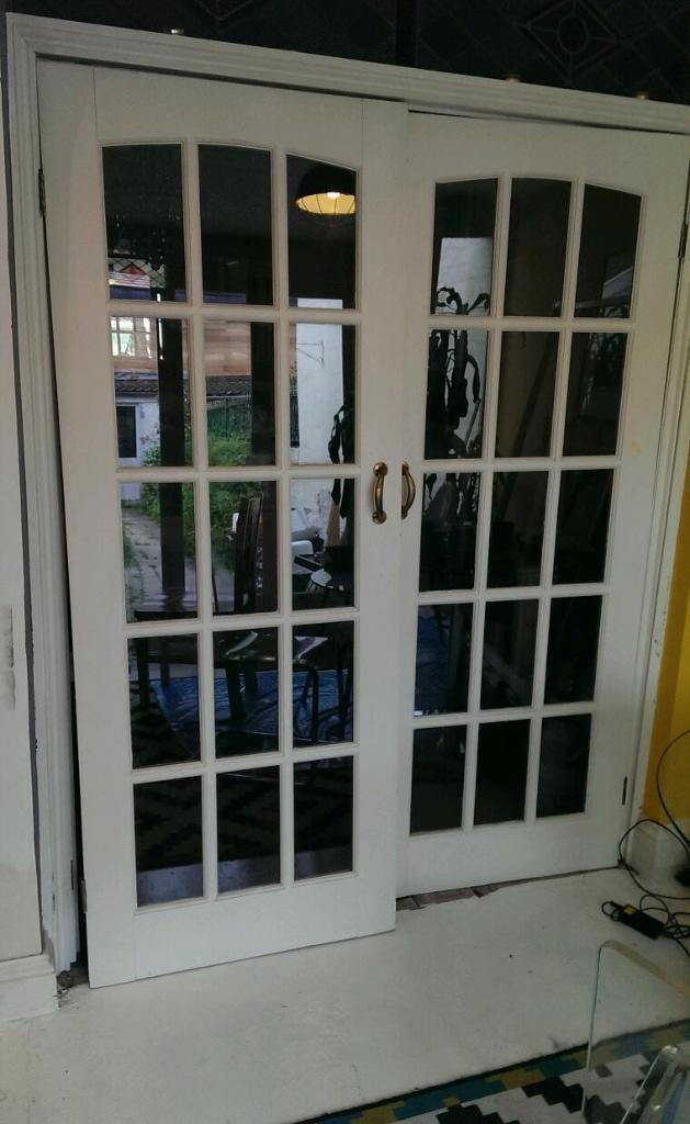 Internal french doors for sale in bedminster bristol for French doors for sale