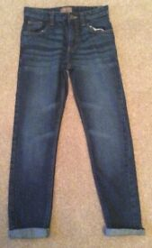 Next Boys Jeans 10 Years - Worn Once
