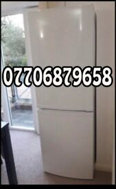 fridge freezer can deliver vgc 6ft tall
