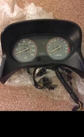 Yamaha xj 600 diversion speedometer 4br and pre diversion headlight