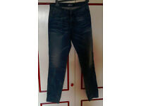 6 Pairs Ladies Jeans and Jean style trousers. 12 Long.