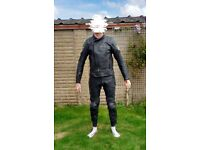 Mens motorbike leathers - Very high quality & 'armoured'