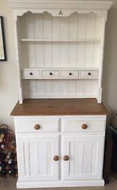 Gorgeous shabby chic welsh dresser