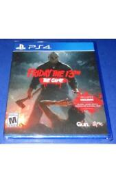 Friday 13th (PS4) new sealed