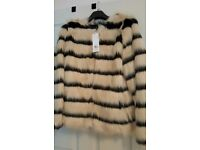 Woman's Faux Fur Jacket