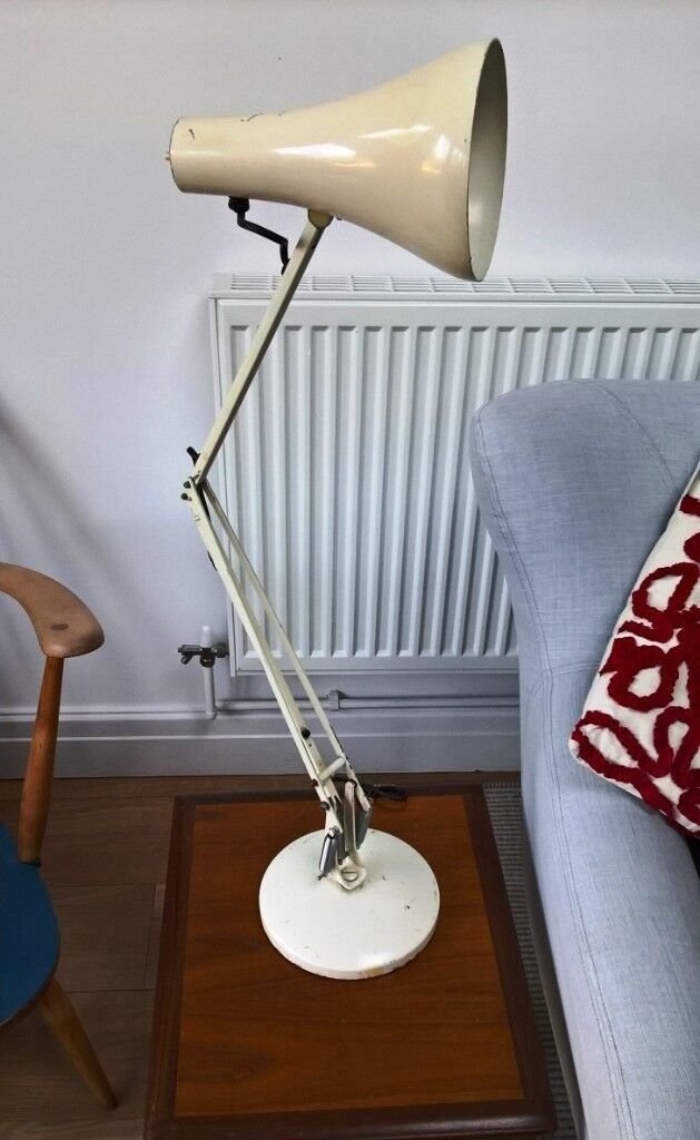 Vintage Anglepoise Lamp Light Model 90 Herbert Terry
