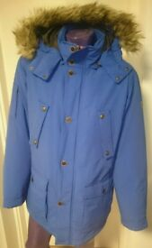 Cold weather parka N3B NATO spec with goose down XL XXL - 45 C proof