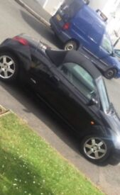 For sale ford ka covertible