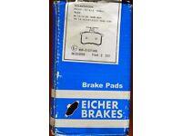 Brake Pads - VW Passat or Audi 80/100