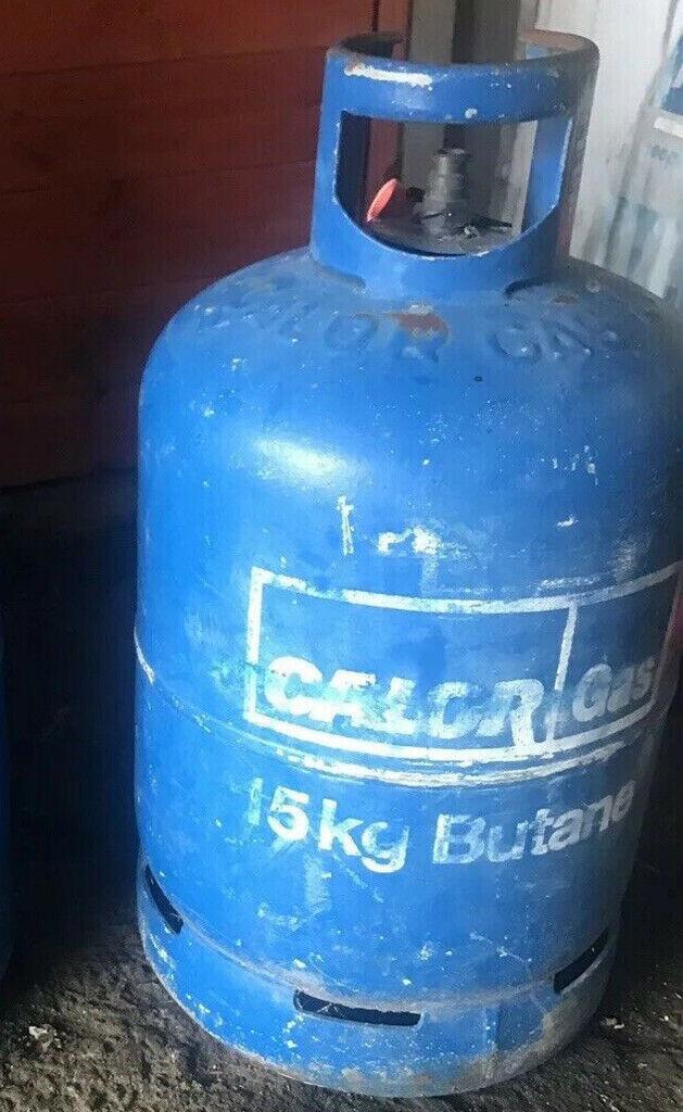 Empty 15kg Butane Calor Gas bottle | in Great Yarmouth ...