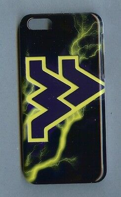 WVU MOUNTAINEERS 1 Piece Glossy Case / Cover iPhone 5C (Design 2)+STYLUS!