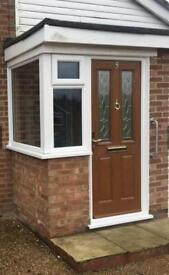 Front and back doors fitted from £899